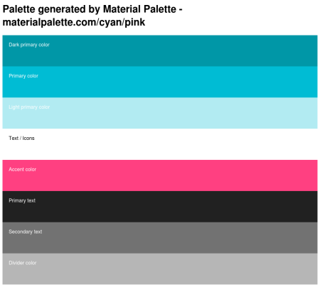 material-palette-color-design