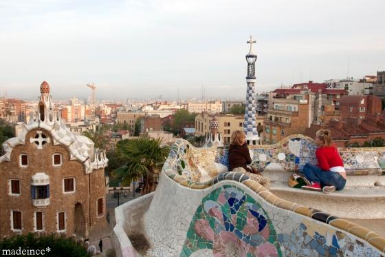 park-guell-gaudi-barcelona