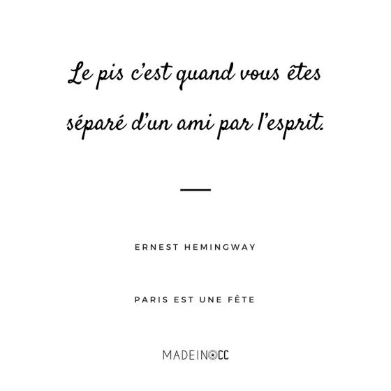 hemingway-paris-citations-critique